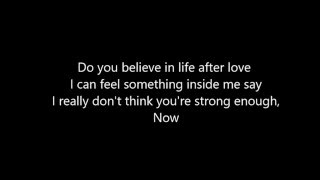 Madilyn Bailey cher believe LYRICS