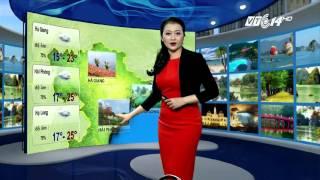 (VTC14)_Thời tiết Du lịch ngày 25.11.2015