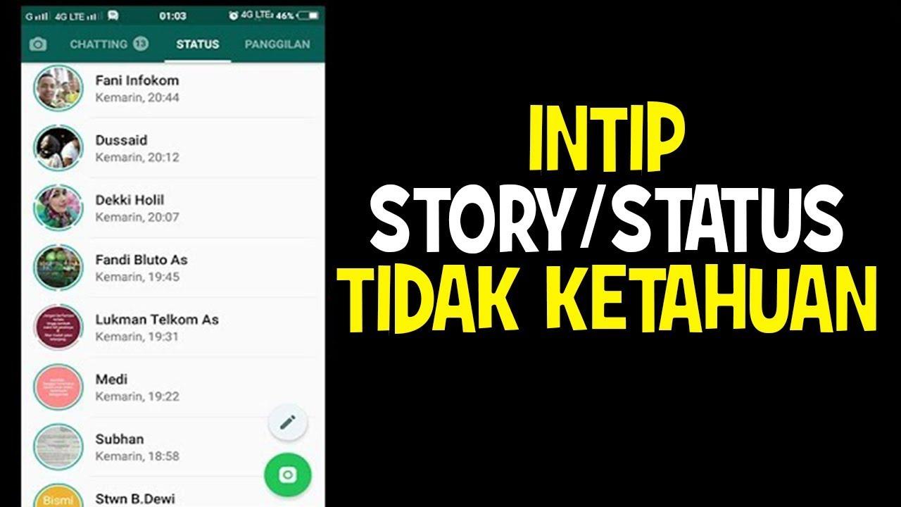 Cara Intip Status Story Wa Tanpa Ketahuan How To Uncover Status Story Wa Uncovered