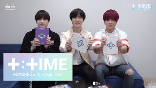 [T:TIME] 'The Dream Chapter: ETERNITY' TXT's Album Unboxing - TXT (투모로우바이투게더)