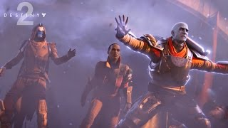 Destiny 2  - Homecoming Story Campaign Gameplay Reveal [AUS]