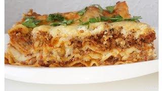 How To Make  Lasagna/ Easy  And Simple  Lasagna  Recipe