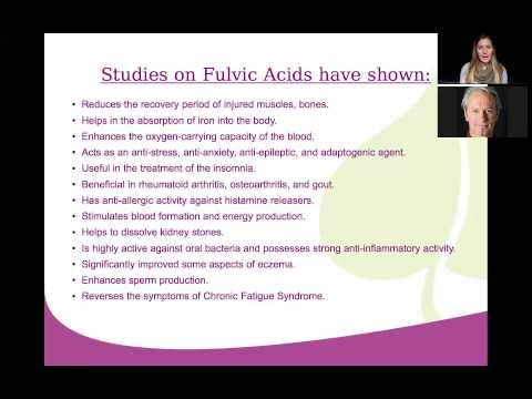 Fulvic Acids