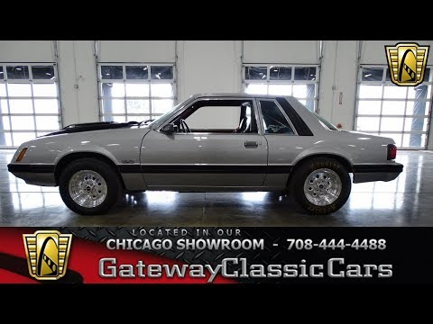 1979 Ford Mustang Gateway Classic Cars Chicago #1342