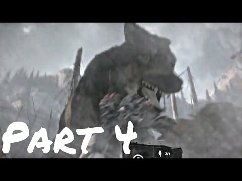 Rise Of The Tomb Raider (Part 4) The Wolves Den