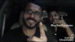 Chilling rap in Car | Bohemia | Jasmine Sandle | Guru Randhawa | Dubai 2016