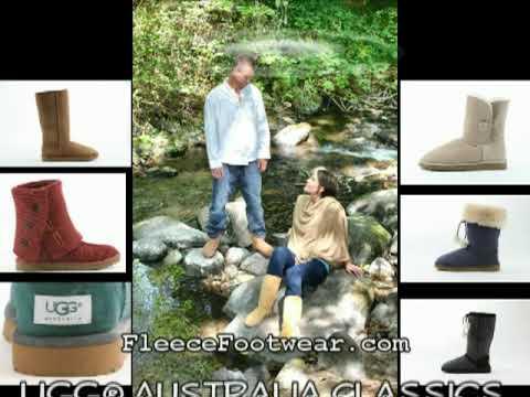 UGG® Australia Classic Styles - FleeceFootwear