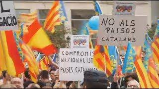 Quand la police et les pompiers s'affrontent en Espagne