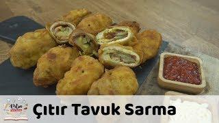 Çıtır Tavuk Sarma Tarifi