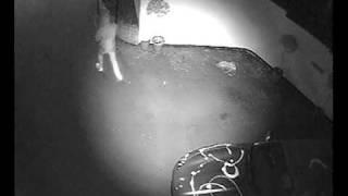 Leicester CCTV Centre Car vandalism throwing paint stripper on new Jaguar