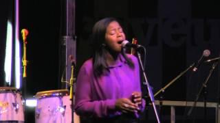 noemiee lorzema live festival de musique evanglique de montral 2012