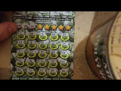 3 million dollars SPECTACULAR!!! New PA lottery scratch off ticket!  Let