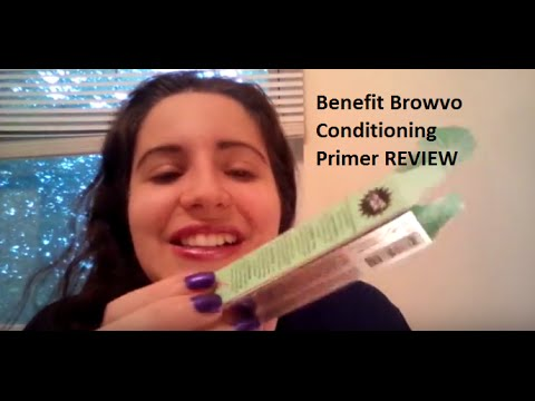 BROWVO! Conditioning Eyebrow Primer by Benefit #15