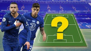 With the arrival of thiago silva, chelsea has realized a amazing transfer window! chelsea's line-up for next season is just unbelievable! werner, ziyech...