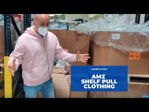 UNBOXING: AMZ Assorted Shelf-Pull Clothing Lots!