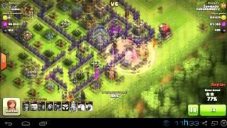 Clash of clans - Giwipe - Português Br