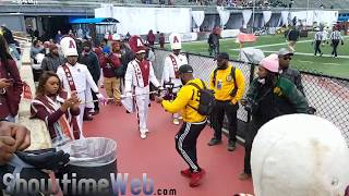 AAMU Marching In - 2017 Magic City Classic