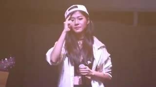 แม้ว่า -น้ำAF11 Beauty and the Beat  24.09.2016
