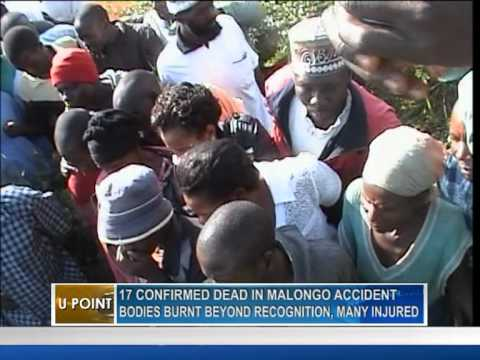 17 confirmed dead in Malongo accident