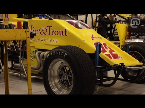 Garage Tours With Chris Forsberg: Episode 6, Sprint Car Garage