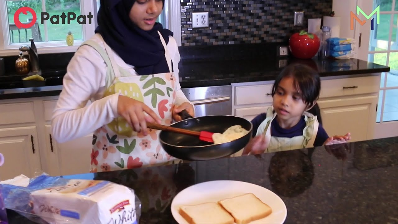 Download 📚🏫2021 Back to School video with Maryam and Fatima using beautiful PatPat clothes and items