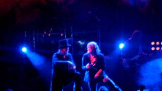 HELLOWEEN LIVE IN MEXICO 2013 - SINGING WITH ANDI AND HANSEN