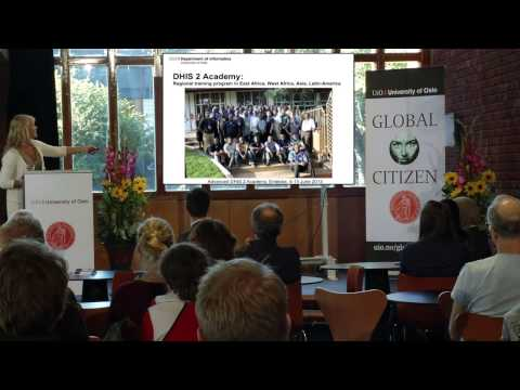 Global Citizen: Innovative Mobile Technologies improving health in developing countries