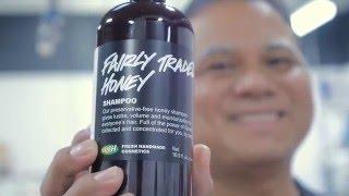 How It's Made: Fairly Traded Honey Shampoo
