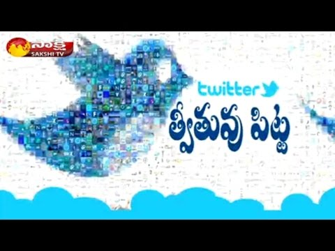 Twitter: Online Social Networking Service || Sakshi Magazine Story - Watch Exclusive