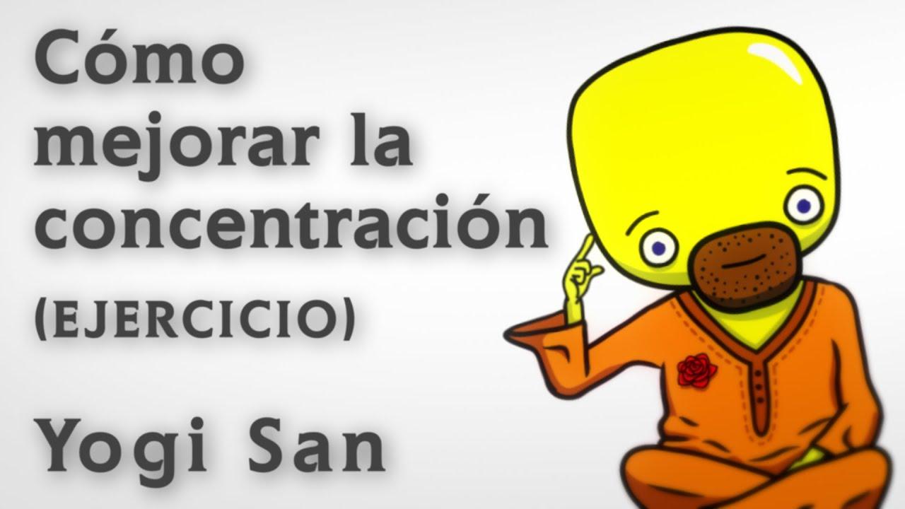 Como mejorar la atenci n ejercicio de concentracion - Mejorar concentracion estudio ...