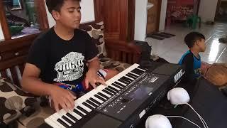 Unikkkkk...Keloas Versi Kendang Keyboard