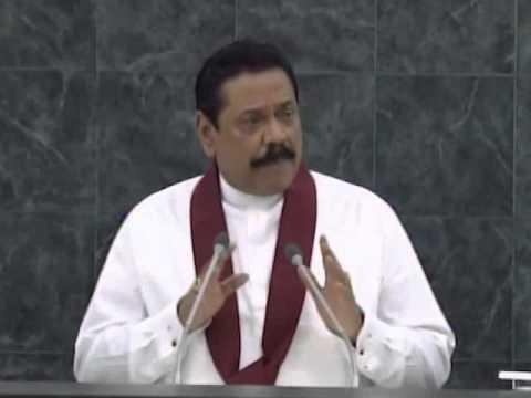 President Rajapaksa - United Nations General Assembly 68 Session - Full Speech