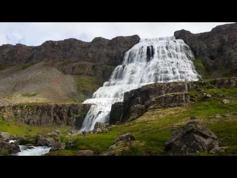 The Dynjandi Waterfalls - Dynjandi Foss - Iceland Travel Guide