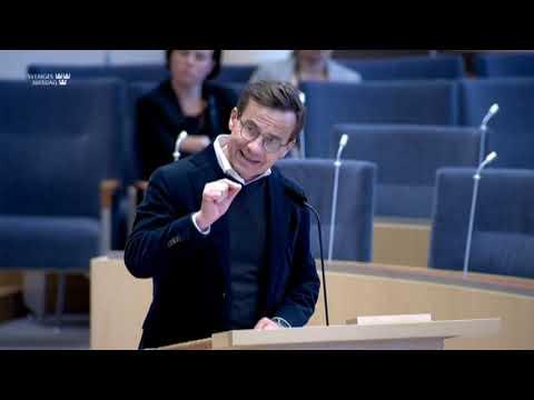 Statsministerns frågestund - Statsministerns frågestund from YouTube · Duration:  1 hour 7 minutes 22 seconds
