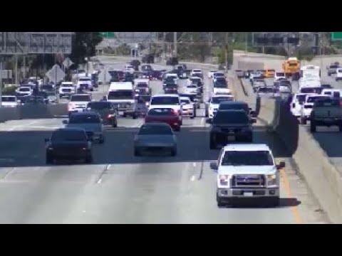 Heavy traffic expected for Memorial Day weekend