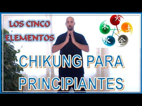 MEJORA la SALUD con el CHIKUNG PARA PRINCIPIANTES de los 5 Elementos