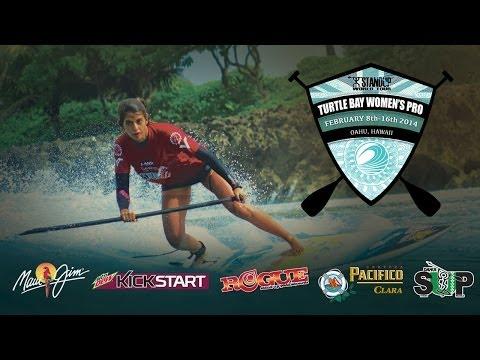 2014 Turtle Bay Women's Pro - Final Day