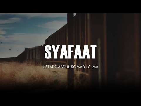 Syafaat Orang Beriman - Ceramah Pendek Ustadz Abdul Somad Lc.,MA 1 Menit