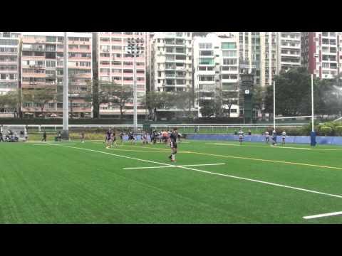 U16-Sai Kung Stingrays VS Hong kong Football Club-1st half