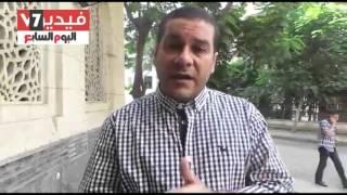 مظهر شاهين: الشعب السورى صاحب الحق فى تقرير مصيره