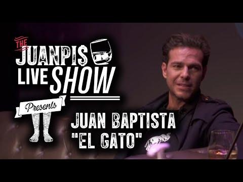 """The Juanpis Live Show - Entrevista a Juan Baptista """"El Gato"""""""