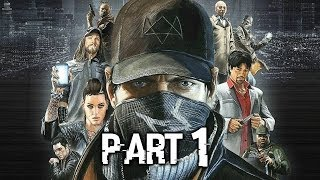 Watch Dogs Gameplay Walkthrough Part 1 - Aiden (PS4)