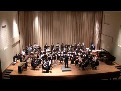 Lindbergh Variations (Robert Sheldon, conducting)