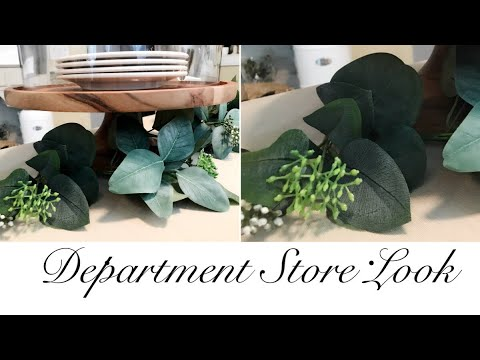 How To Achieve That Department Store Look In Your Home