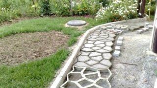 Купить силиконовые формы для тротуарной плитки цена(Купить силиконовые формы для тротуарной плитки цена http://bit.ly/saddorojka Многоразовая форма для создания дорожки..., 2015-05-14T20:27:57.000Z)