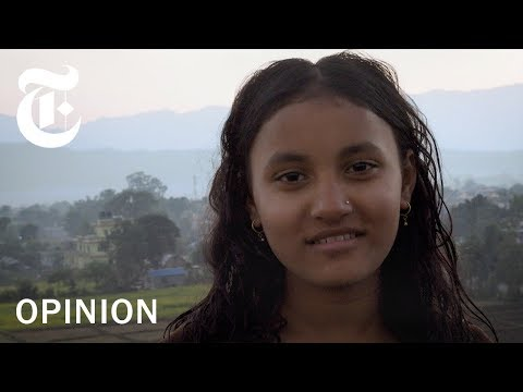 Why These Nepalese Girls Are Speaking Up About Periods | NYT Opinion