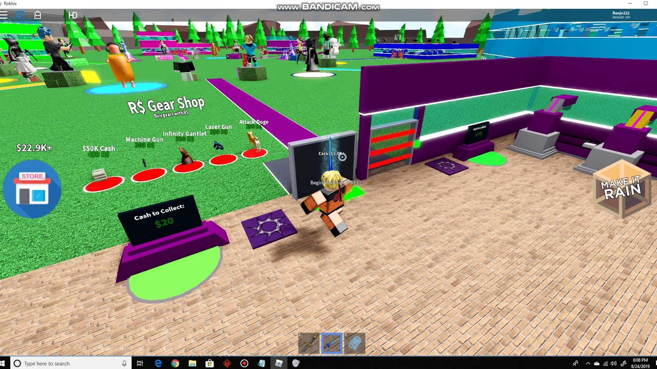 Hido Youtube Code Roblox On Youtube Tycoon Game - How To ...