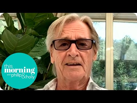 Coronation Street's Ken Barlow On Corrie Stopping Filming And Meditation | This Morning
