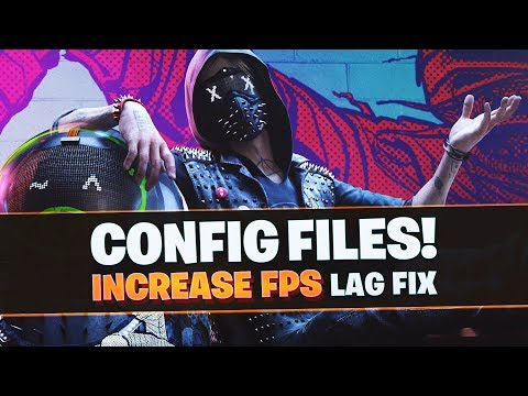 Watch Dogs 2 Low End PC's Config File