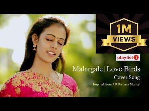 Malargalae Malargale Cover Song | Love Birds
